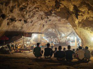 Nusa Penida - Grotte de Pura Goa Giri Putri