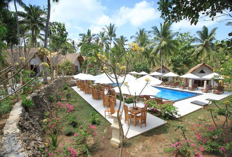 Nusa Penida - Coco Resort Hotel
