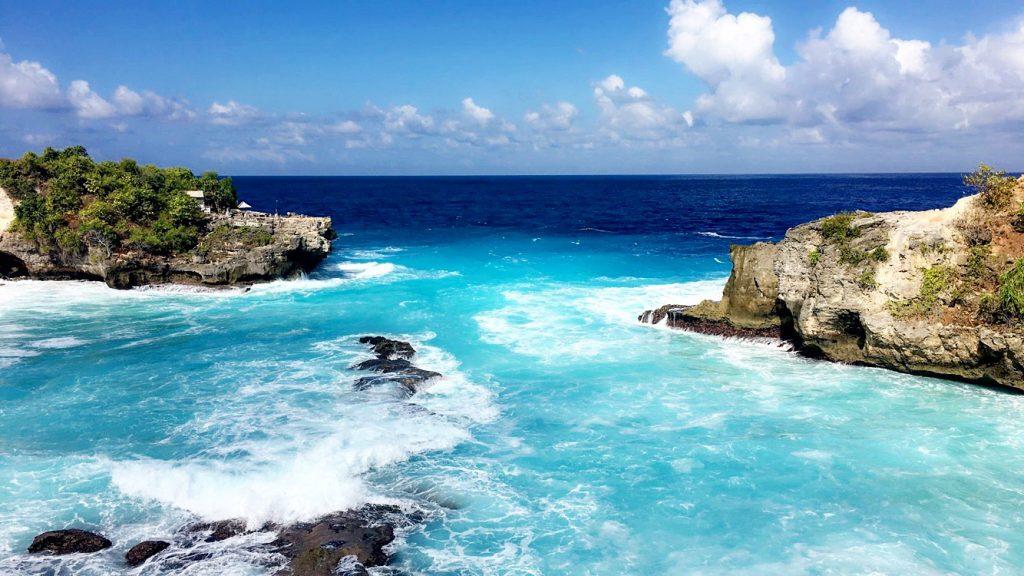Lembongan & Ceningan - Blue lagoon