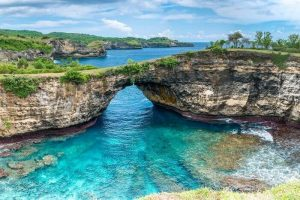 Nusa Penida - Lagoon