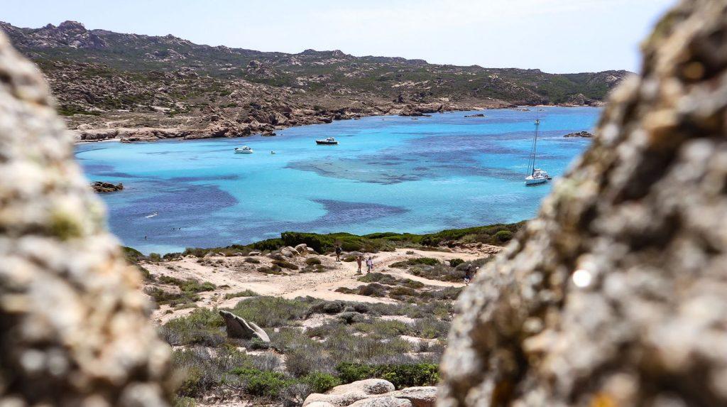 Corse - Bonifacio - Plage de stagnolu