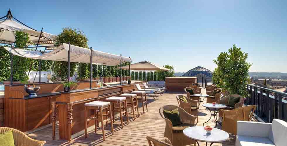 Rooftop Bordeaux Hotel