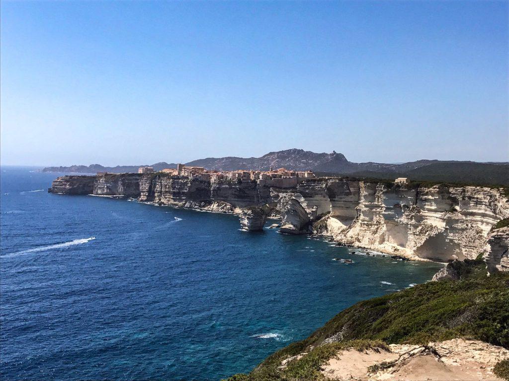 Corse - Bonifacio - Falaises