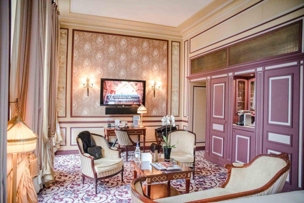 Notre chambre | Hôtel Bordeaux