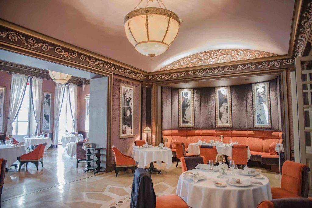 interContinental Bordeaux Le Grand Hotel - Salle restaurant 2 étoiles