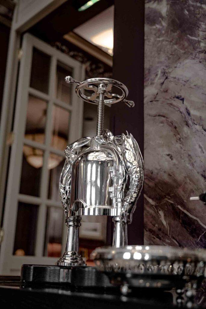 interContinental Bordeaux Le Grand Hotel - Le Pressoir d'argent Gordon Ramsay