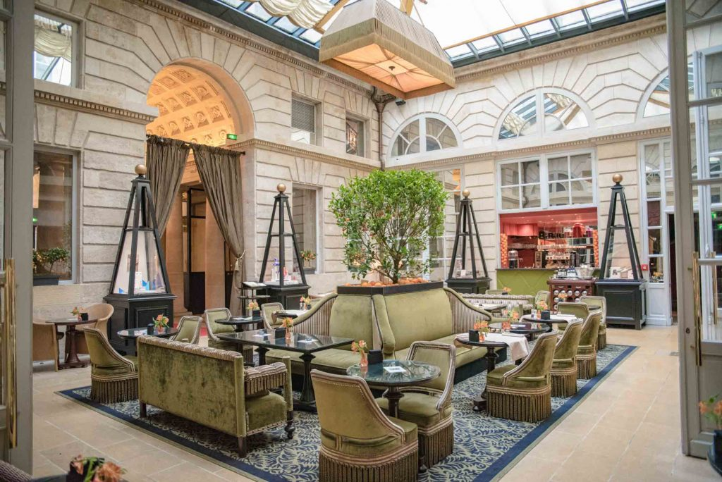 InterContinental Bordeaux - Le Grand Hôtel - Orangerie