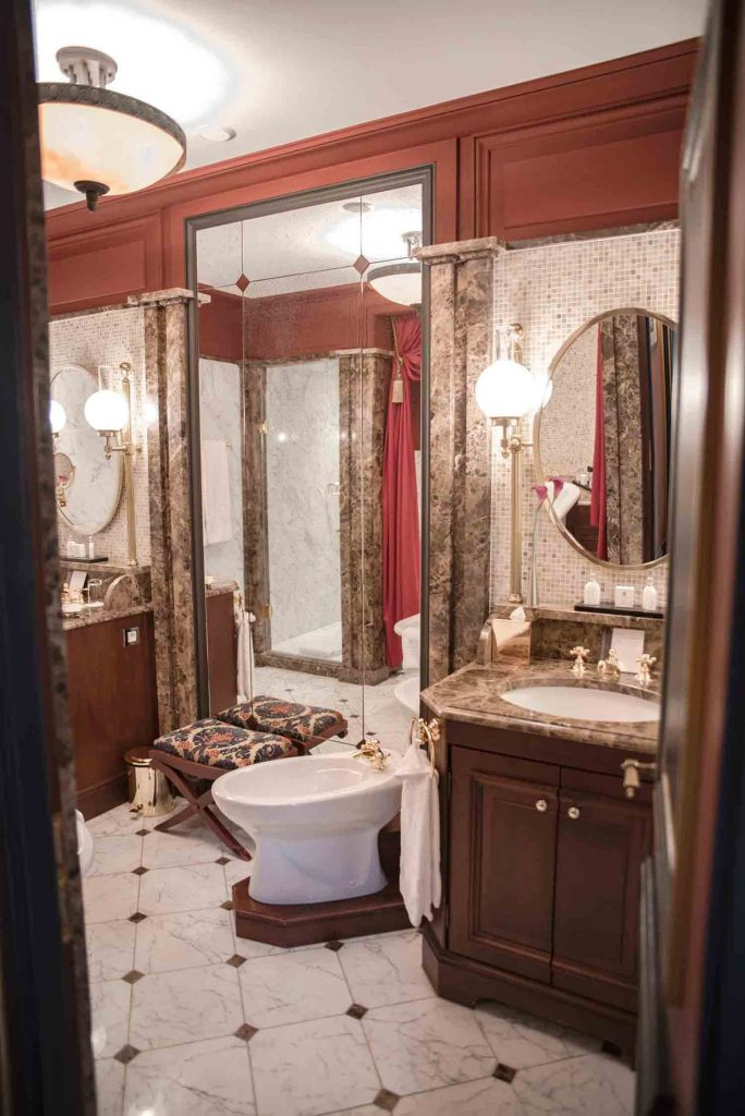 interContinental Bordeaux - Le Grand Hôtel - Suite Royale Salle de Bain