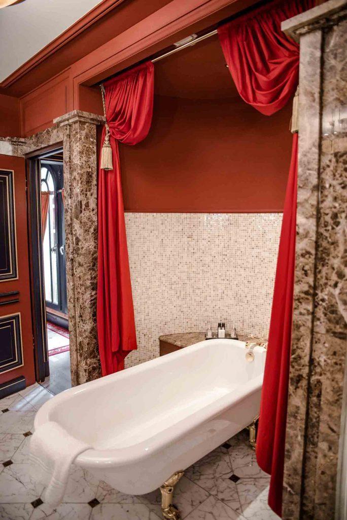Suite Royale Salle de Bain