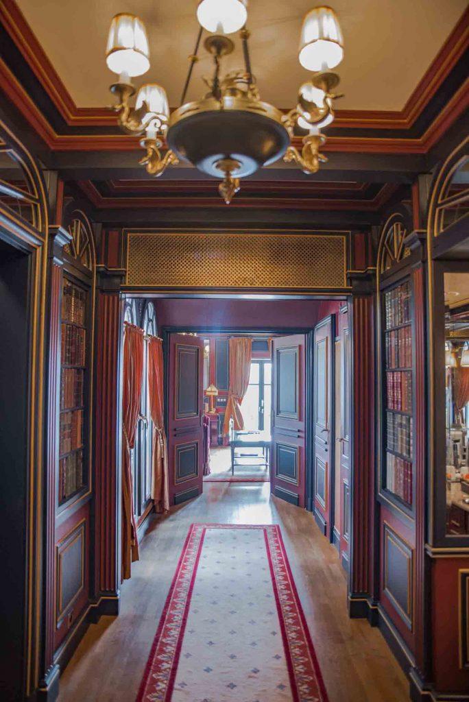 Suite Royale Entrée