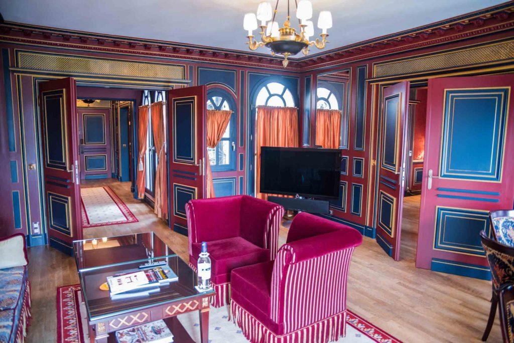 Suite Royale Séjour