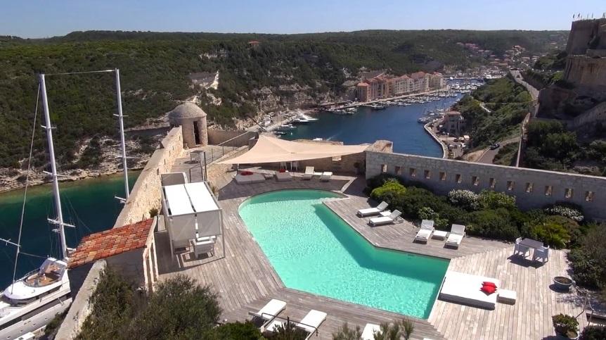 Corse - Bonifacio - Hotel