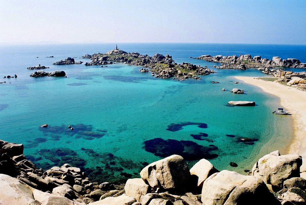 Corse - Porto-Vecchio - Îles Lavezzi