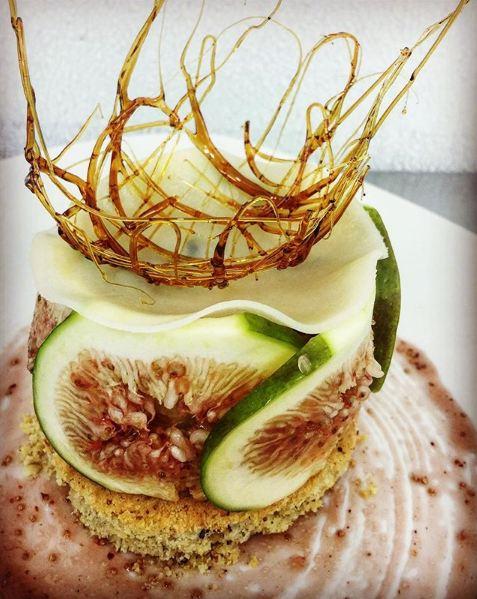 Restaurants Aix -L'Escale Des Vins - Dessert La douceur du Roi