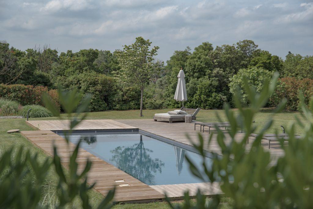 Baux de Provence - Domaine Mejan - Hotel - piscine