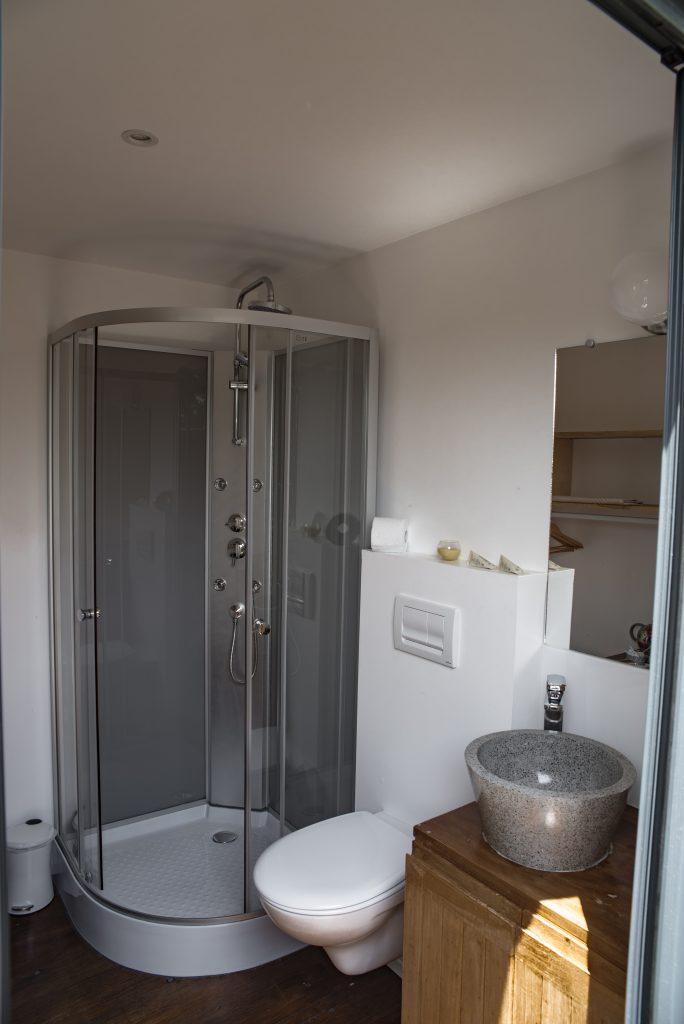 Baux de Provence - Domaine Mejan - Hotel - Salle de Bain