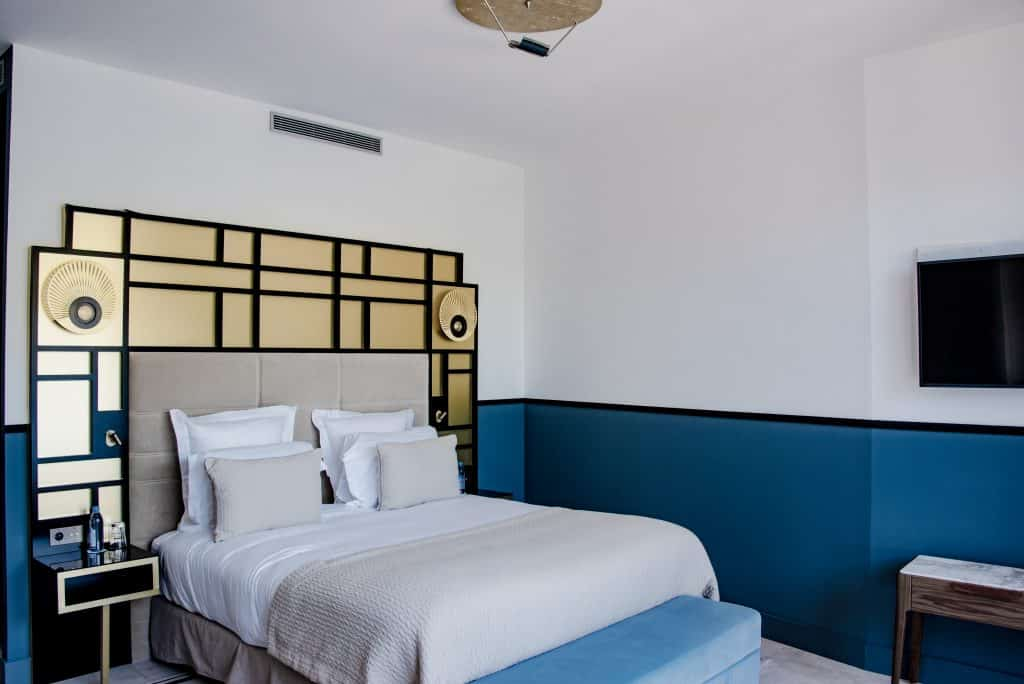 Cassis - Les Roches Blanches - Hotel - Chambre