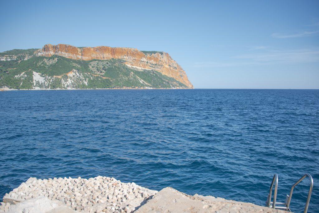 Accès privé mer / calanques