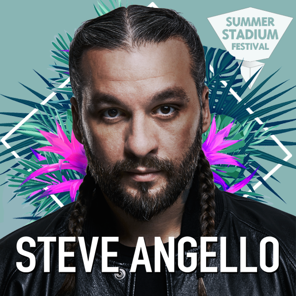 Steve Angello - dj - Summer Stadium Festival