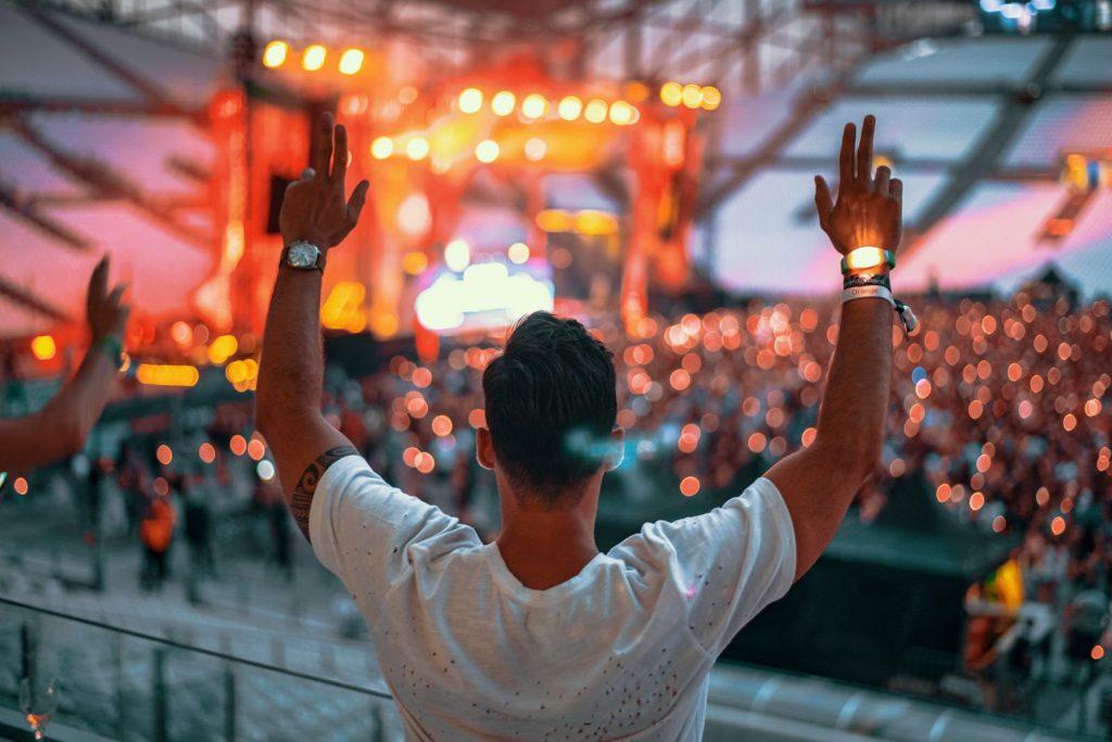 Summer Stadium Festival - Orange Vélodrome - Marseille - DJ