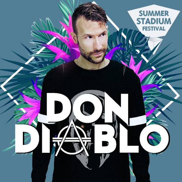 don diablo - dj - Summer Stadium Festival