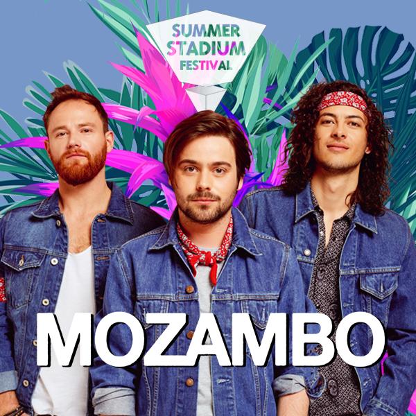 mozambo - dj - Summer Stadium Festival