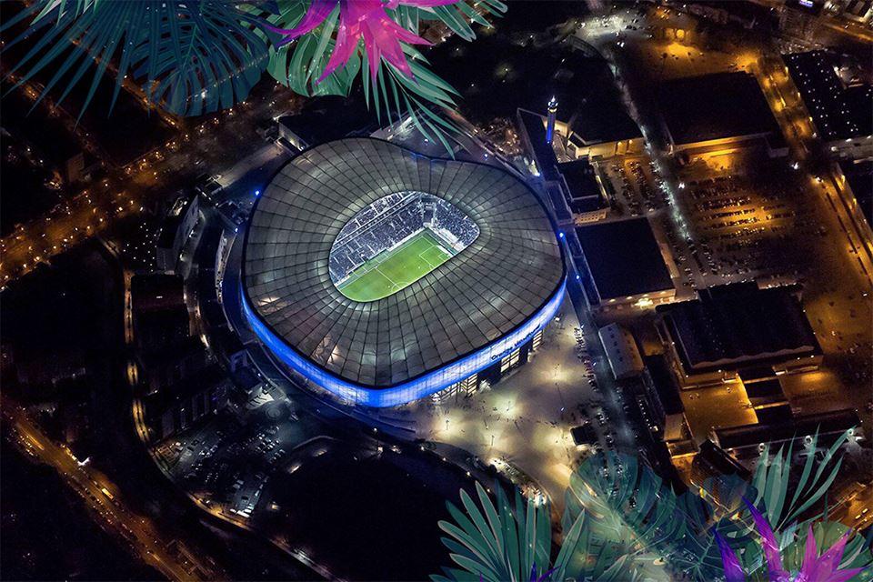 orange velodrome - Summer Stadium Festival