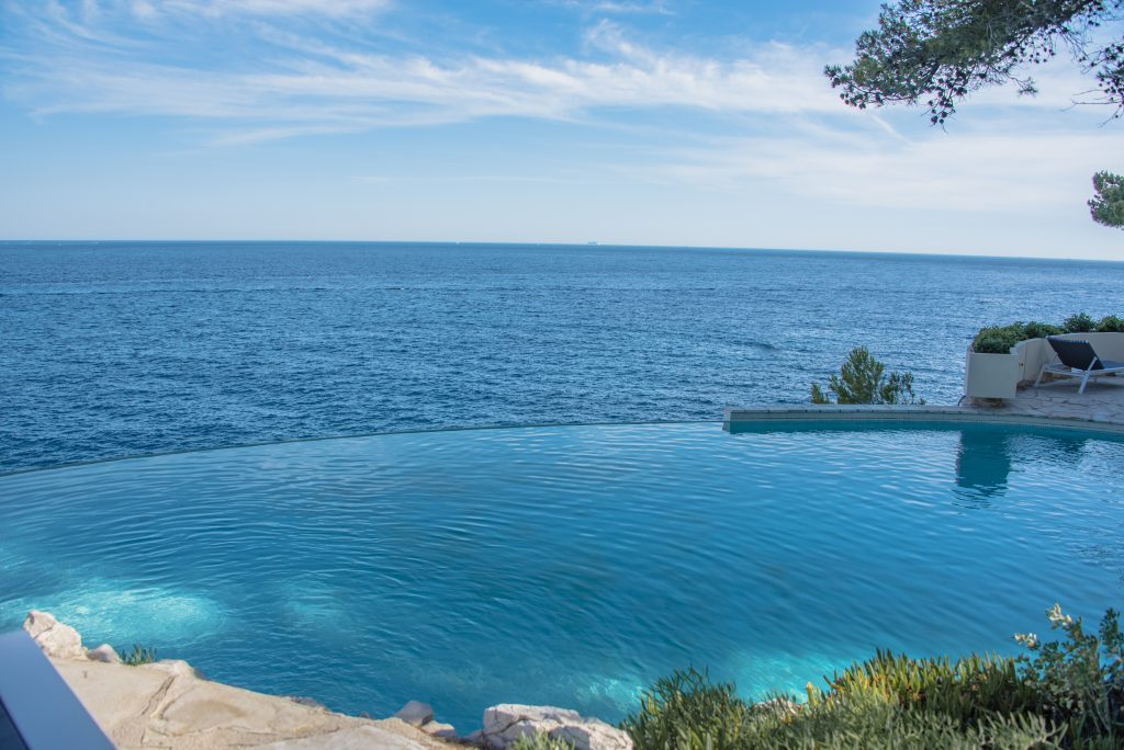 Cassis - Les Roches Blanches - Hotel - Piscine