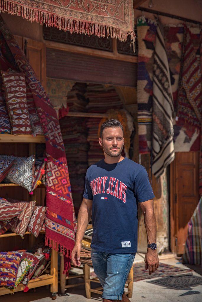 A la découverte des tapis