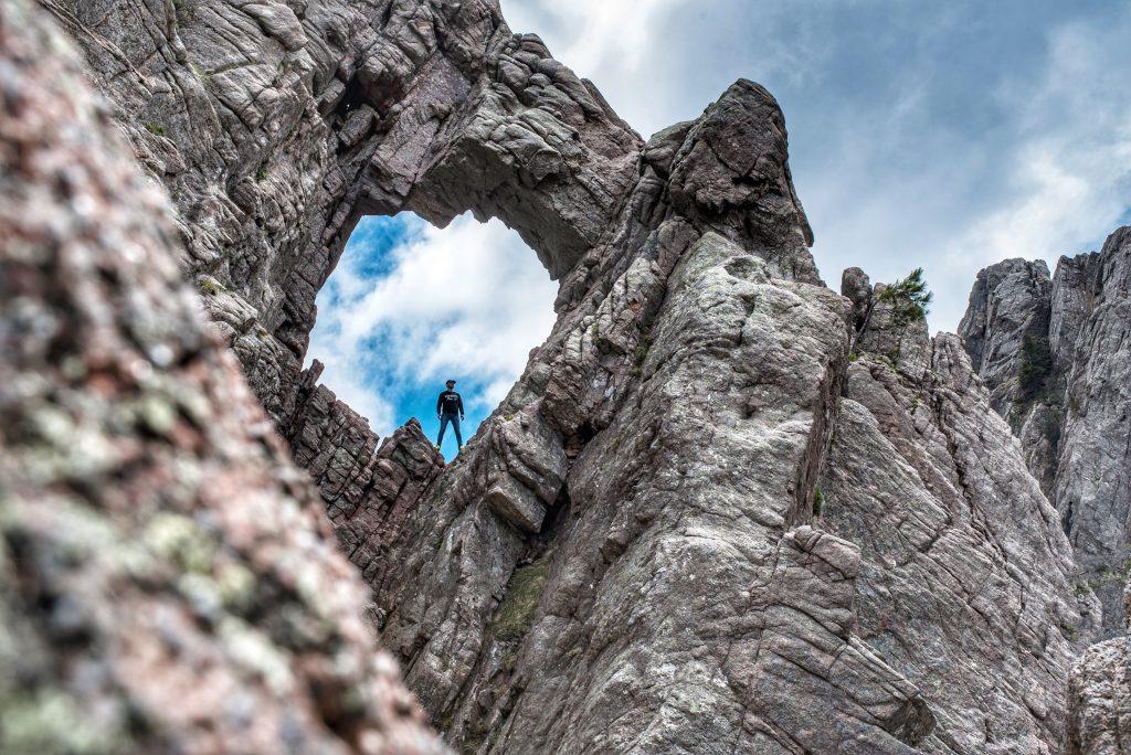 Corse | Randonnée | Col de Bavella | Trou de la bombe