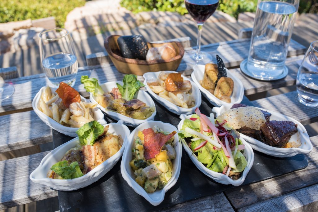 UcapuBiancu | Bonifacio | Corse | Diner en amoureux avec vue