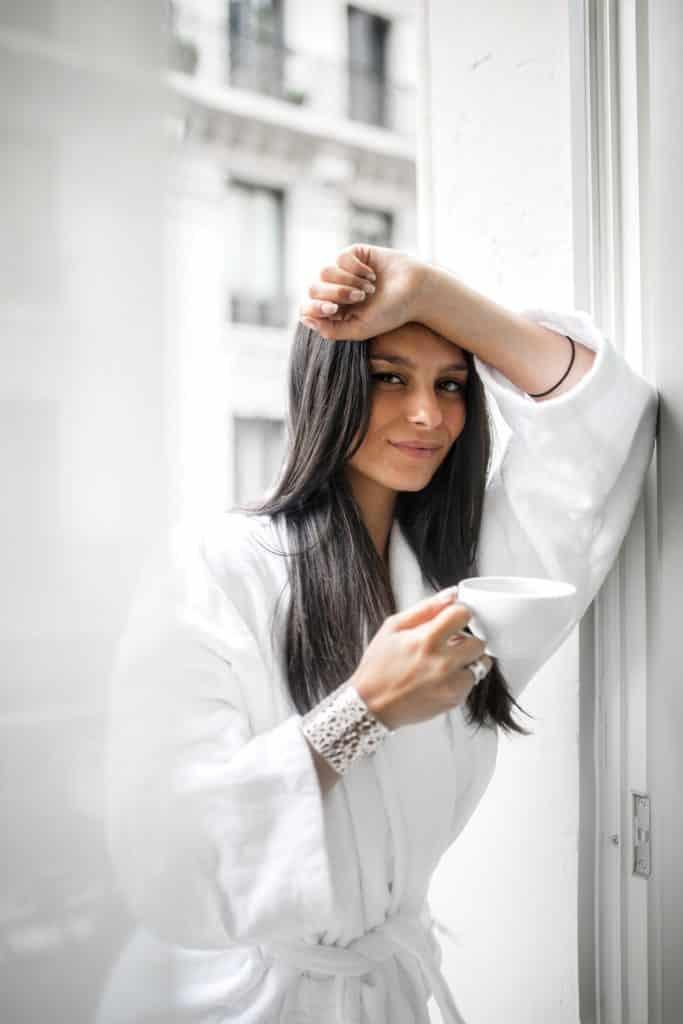Boscolo Lyon - Morning with cofee