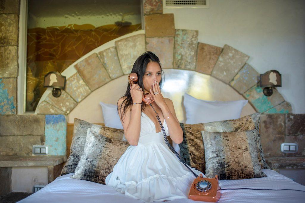 UcapuBiancu | Bonifacio | Chambre Hotel