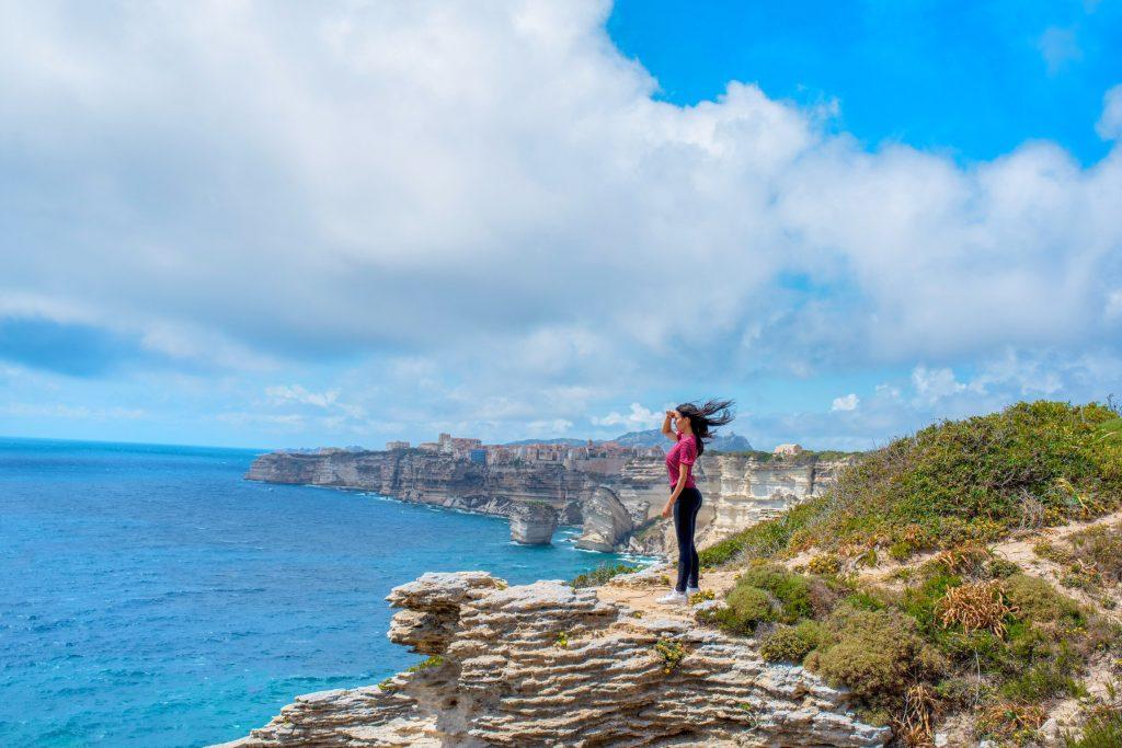 Corse | Bonifacio | Ile de beauté | Falaises
