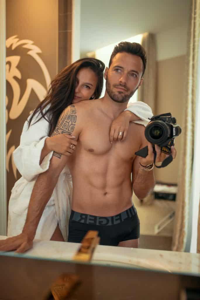Boscolo Lyon - Salle de bain - Love Selfie