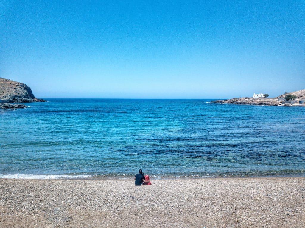 Grèce | Plage Mykonos | Merchia Beach