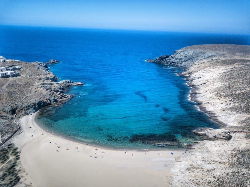 Grèce | Mykonos | Plage | Fokos Beach