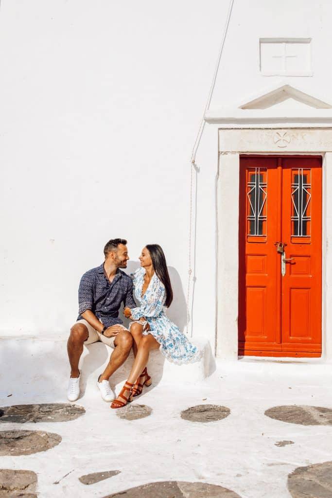 Ville de Mykonos | Dans les rues