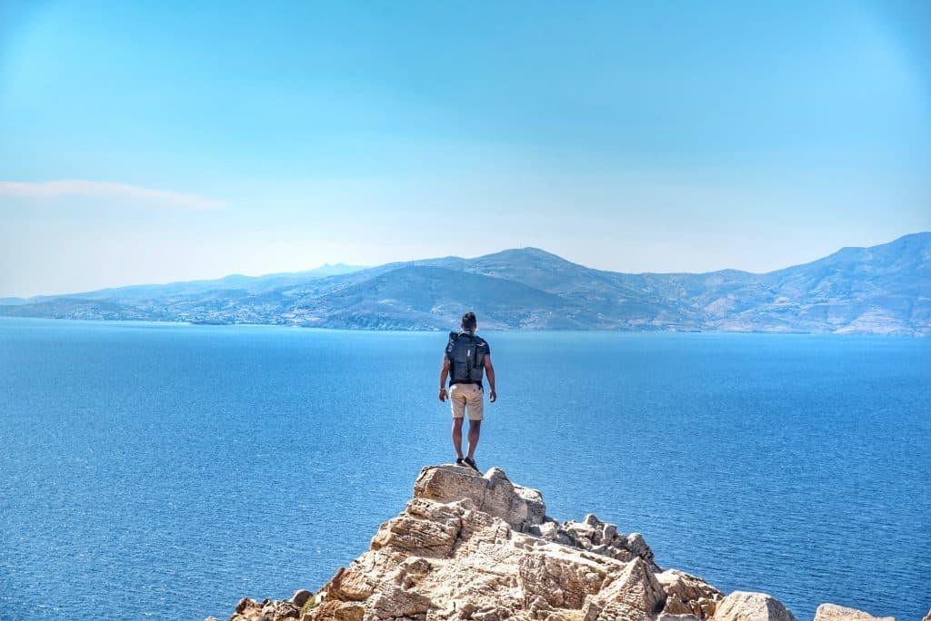 Mykonos | Vue Phare