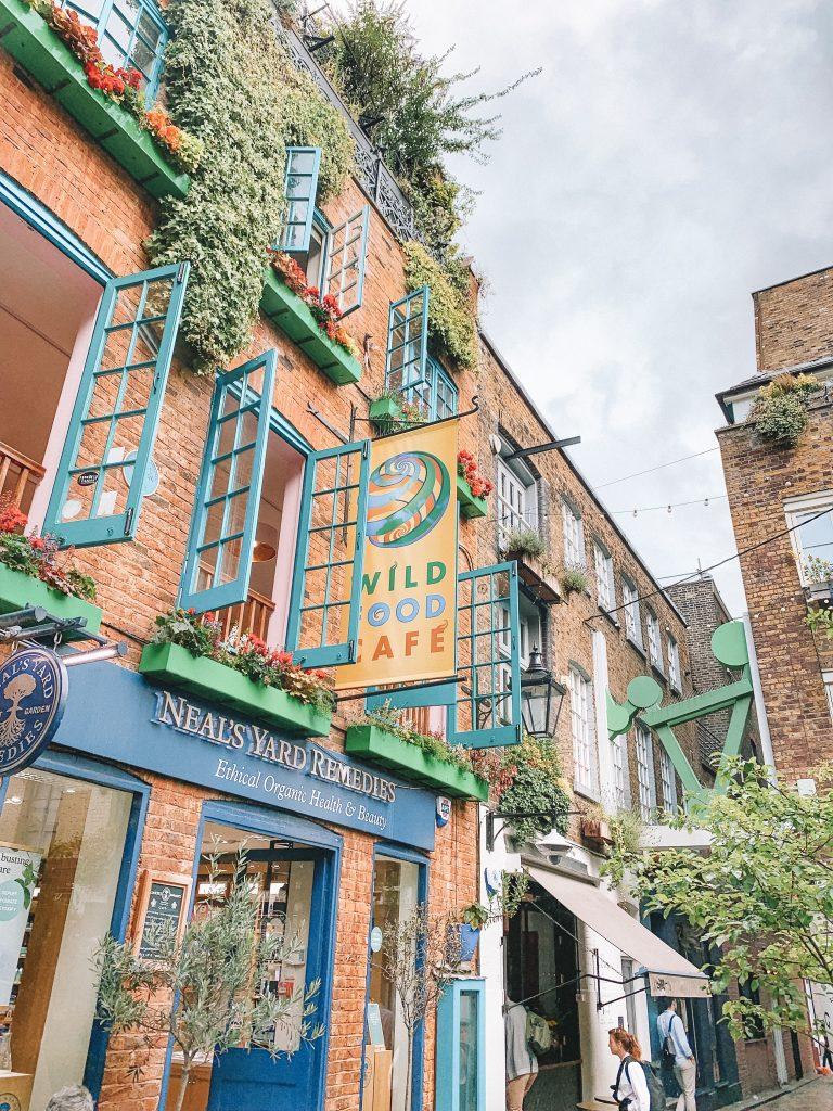 Neal's Yard / Covent Garder London