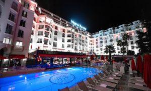 Hôtel Barrière Le Majestic à Cannes